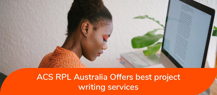 project writing services