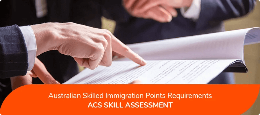 Australian Skilled Immigration Points Requirements