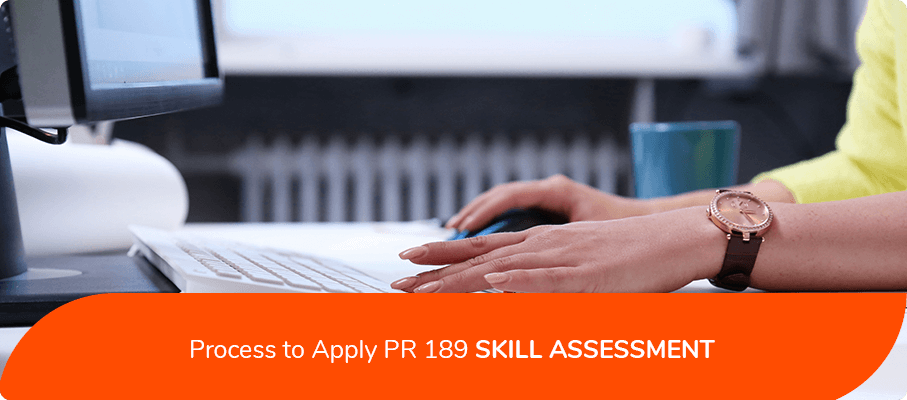 Process to apply Australian PR 189 Skill Assessment