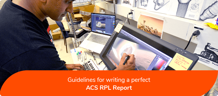 perfect rpl report for acs