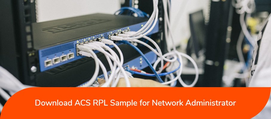 ACS RPL Sample for Network Administrator