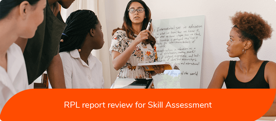 RPL Report Review for Skill Assessment