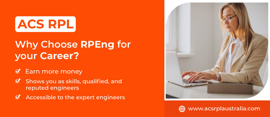 Why Choose RPEng for your Career