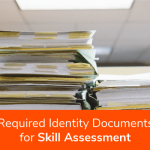 Required Identity Documents for Skill Assessment