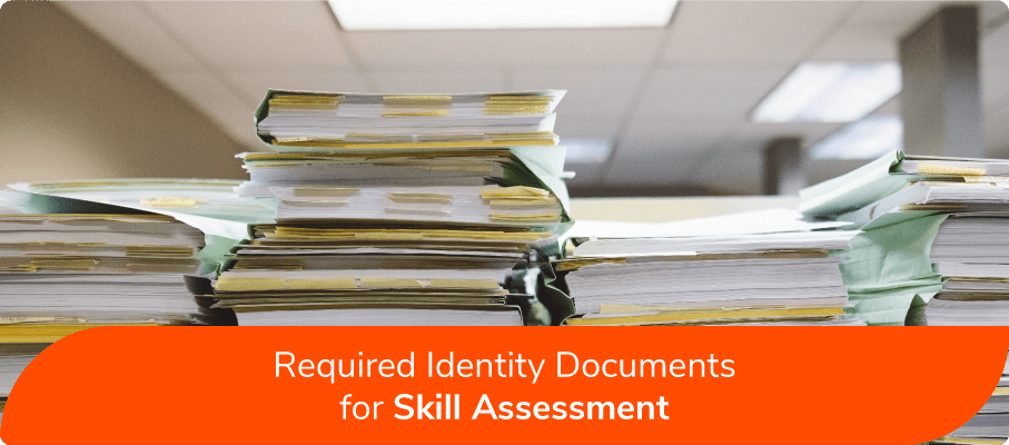 Identity Documents for Skill Assessment