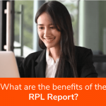 What are the benefits of the RPL Report?